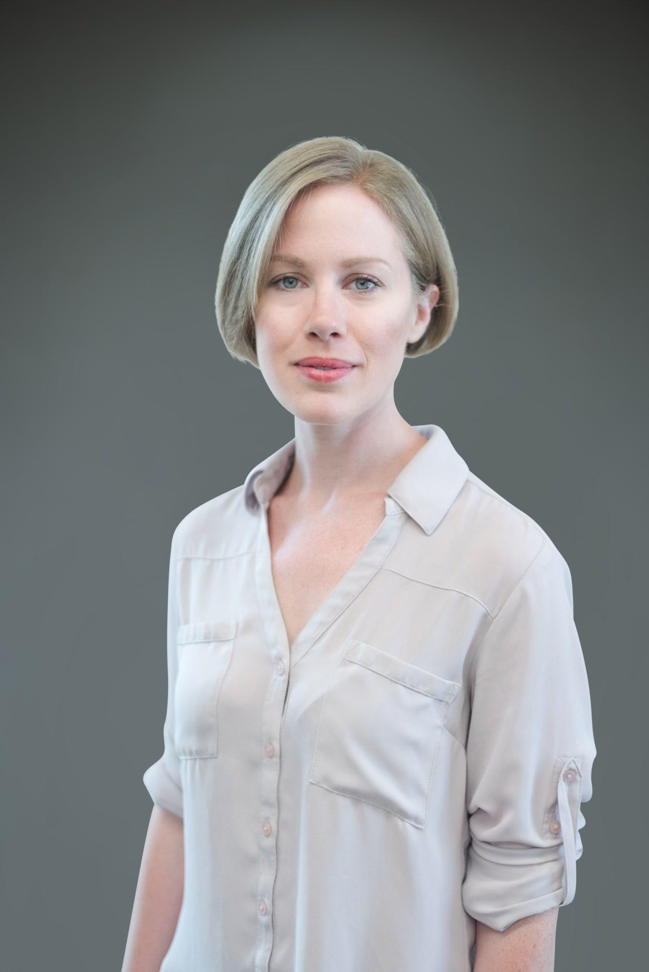 Megan Connelly portrait
