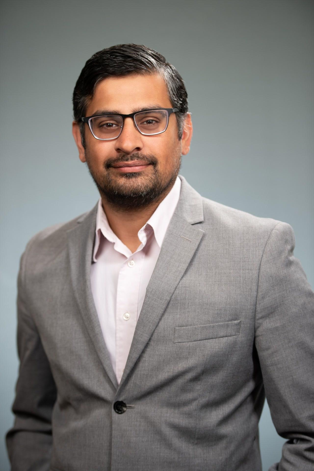Raghavan Nagarajan portrait